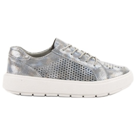 Goodin Lace-up shoes grey