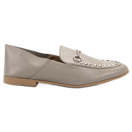 Gray VICES Loafers grey