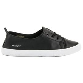 Mckeylor Black Sneakers