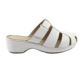 Women's slippers Caprice 27350 white