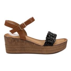 Seastar black Light Sandals