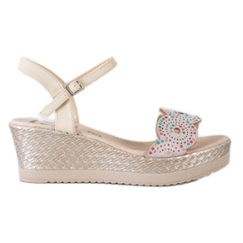 Kylie brown Casual Sandals