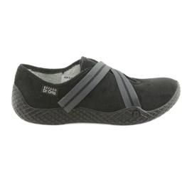 Black Befado women's shoes pu - young 434D014