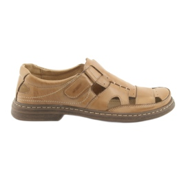 Naszbut brown Full sandals Our 968 beige