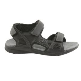 American Club American Youth Sports Sandals HL08 cz black