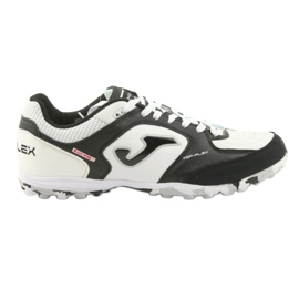 Football boots Joma Top Flex Tf M TOPW.702 Tf black and white white