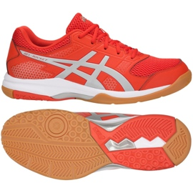 Volleyball shoes Asics Gel Rocket 8 M B706Y-0693