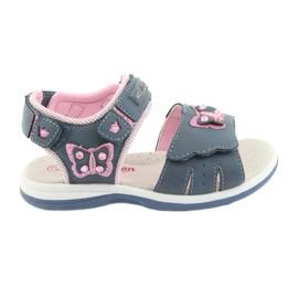American Club Girls' sandals American DR09 denim