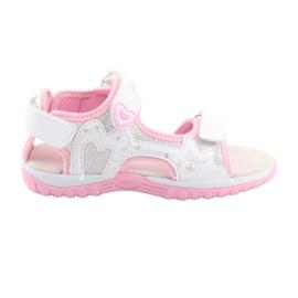 American Club's girls' sandals