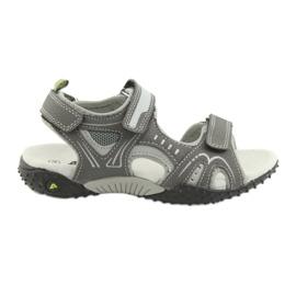 Sandals boys' American Club RL18 gray grey