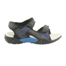 American Club HL15 boys' sandals black