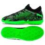 Football boots Puma Future 19.4 Tt Jr 105558 03 black, green green