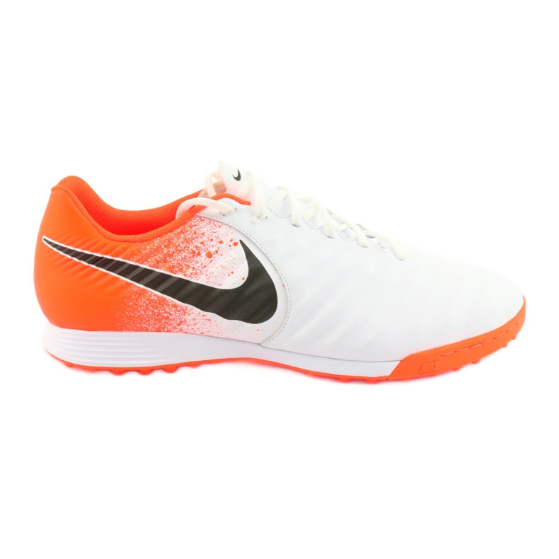 Football shoes Nike Tiempo LegendX 7 Academy Tf M AH7243-118 white multicolored