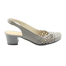 Grey Women's sandals Gregors 771 gray