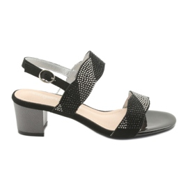 Black Sandals on the post of Sergio Leone SK795