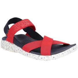 Sandals 4F W H4L19-SAD002 36S red