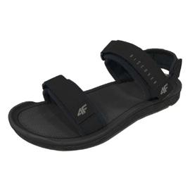 Sandals 4F M H4L19-SAM001 20S black
