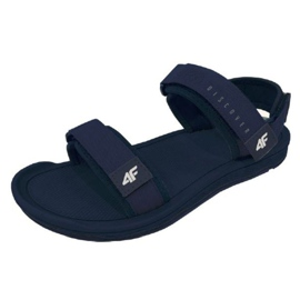 Sandals 4F M H4L19-SAM001 30S navy blue
