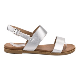 Primavera grey Casual Sandals