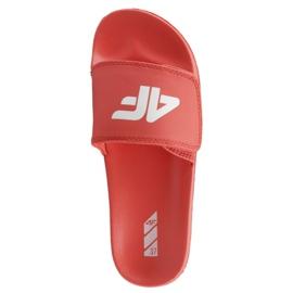 Slippers 4F Jr J4L19-JKLD200 62S red