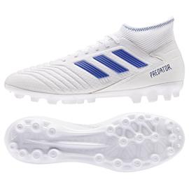 Football boots adidas Predator 19.3 Ag M D97943 white white