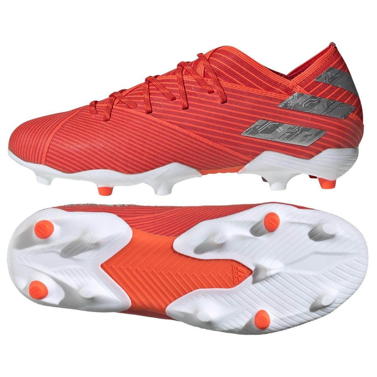988d176ad71231 Football boots adidas Nemeziz 19.1 Fg Jr F99955 - ButyModne.pl