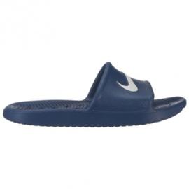 Navy Nike Coffee Shower Slippers In BQ6831-401
