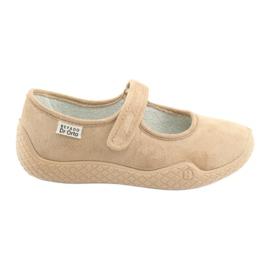 Brown Befado women's shoes pu - young 197D004