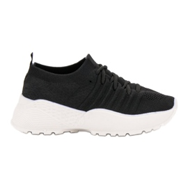 Slotted VICES Sneakers black