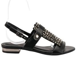 Kylie Black Women's Sandals