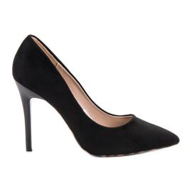 Erynn black Pumps On High Heel