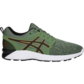 Running shoes Asics Gel Torrance green black M 1021A049 300