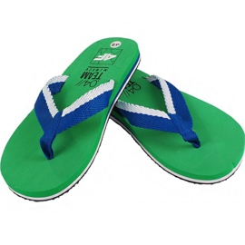 Slippers 4F M H4L19 KLM002 41S green