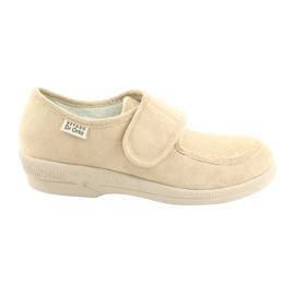 Brown Befado women's shoes pu 984D011