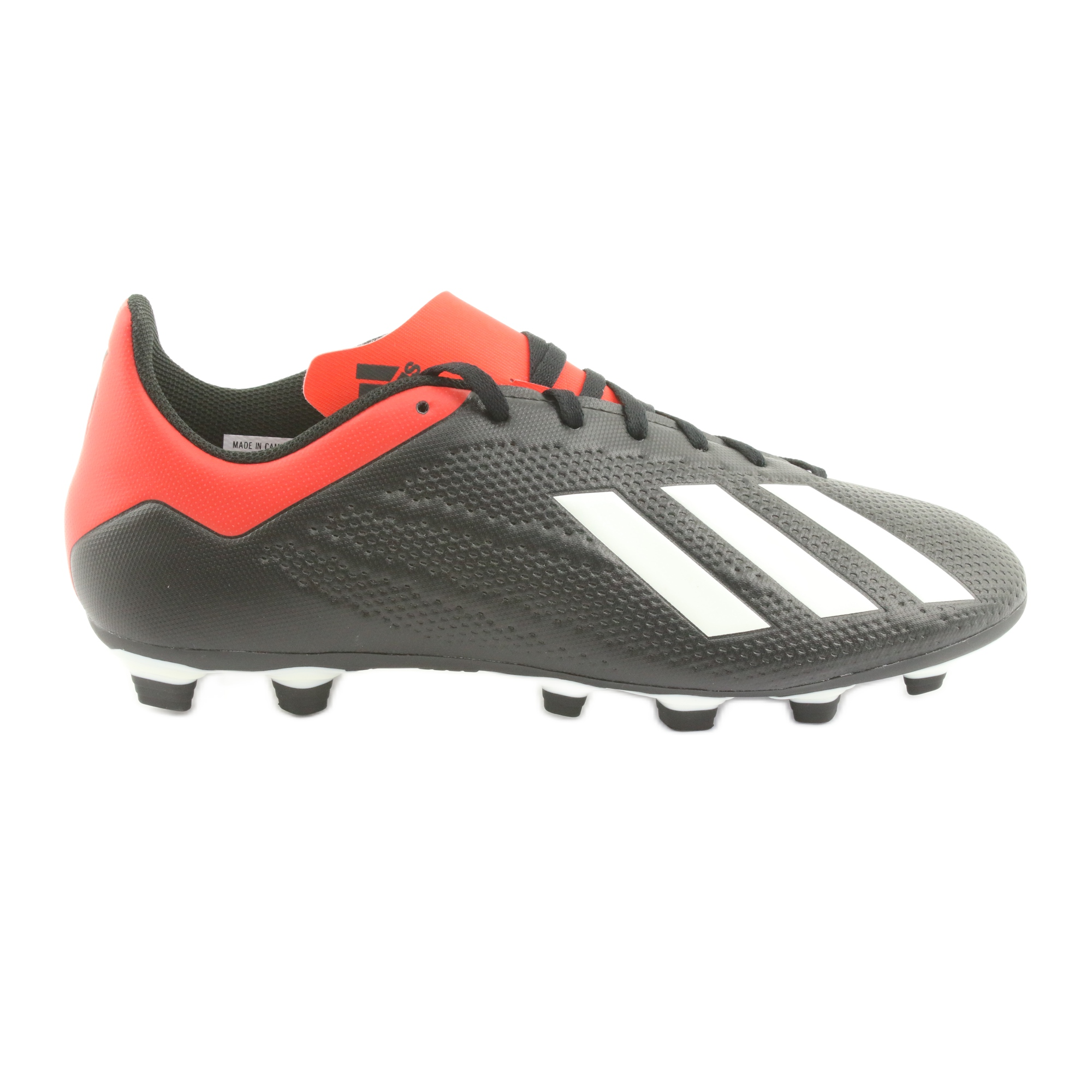 sports shoes a63e3 dc8c4 Football shoes adidas X 18.4 Fg M BB9375