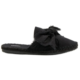 Built-in VICES slippers black