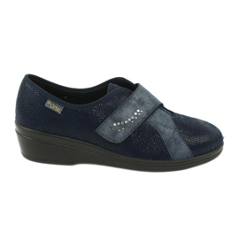 Blue Befado women's shoes pu 032D001