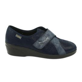 Blue Befado women's shoes pu 032D001