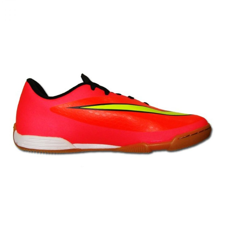 Indoor shoes Nike Hypervenom Phade Ic Jr 599842-690 red red, pink