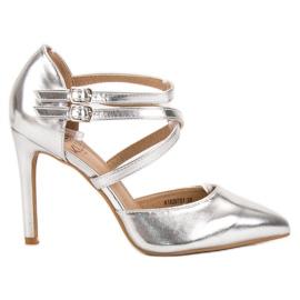 Kylie grey Shiny Fashion Studs