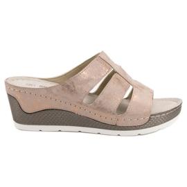 Goodin pink Flip-flops
