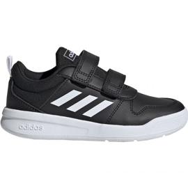 Black Adidas Tensaur C Jr. EF1092 shoes