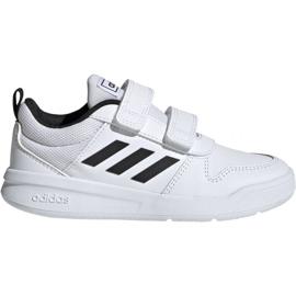 White Adidas Tensaur C EF1093 shoes