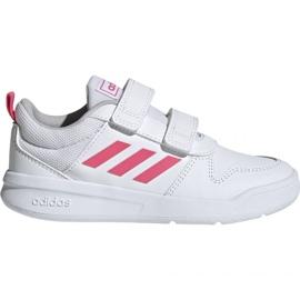 White Adidas Tensaur C EF1097 shoes