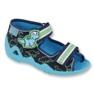 Befado green children's shoes 250P088