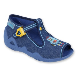 Befado children's shoes 217P103 blue