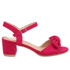 Pink Fudge high heels FH-3M22 Fuchsia