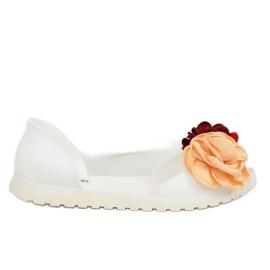 Ballerina meliski white W-13 White