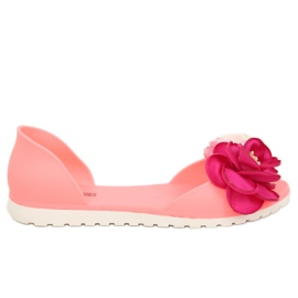 Ballerina meliski pink W-13 Pink
