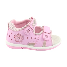 American Club DR20 pink girls' sandals